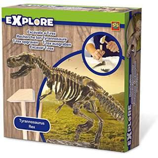 Explore Tyrannosaurus