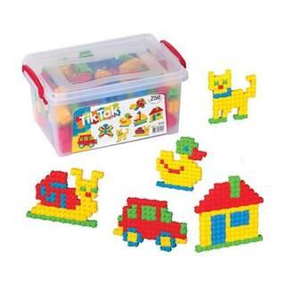 Dede tık tak eğitici puzzle 250pcs