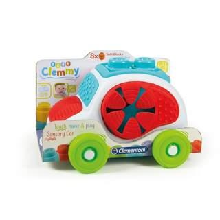 Clementonı Clemmy Araba Blokları