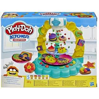 Play-Doh Kurabiye Fabrikası Oyun Hamuru
