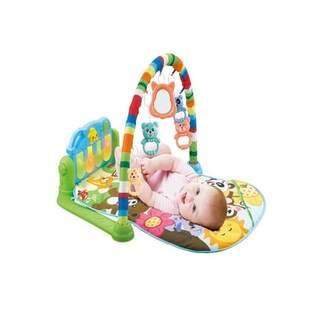 Müzikli Piyanolu Bebek Oyun Halısı