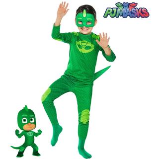Pijamaskeli Kertenkele Çocuk Kostümü