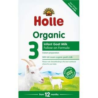 Holle Organik Keçi Sütü 3 400 Gr