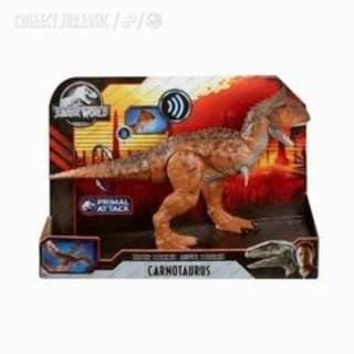 Jurassic World Carnotaurus