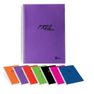 Free Notebook Spiralli 60 Sayfa Matematik  Defteri
