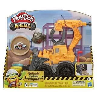 Play-Doh Çalışkan İş Kamyonu