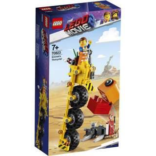 Lego Derirad Emmet'in 3 tekerlekli Bisikleti