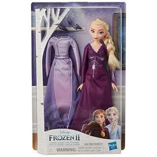 Frozen 2 elsa ile moda seti 3+