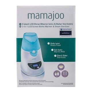 Mamajoo 3IN1  LCD Ekran Biberon Isıtıcı&Buhar Sterlizatör