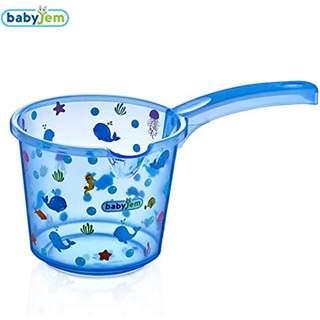 Babyjem Desenli Bebek Banyo Maşrapası