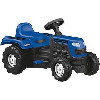 Pedallı Traktör Mavi