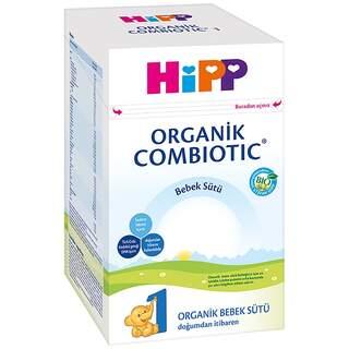 Hıpp organık combıotıc bebek sütü 1
