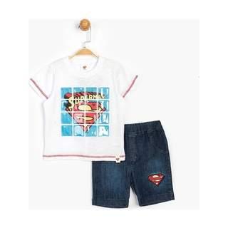 Süperman Alt Üst Takım