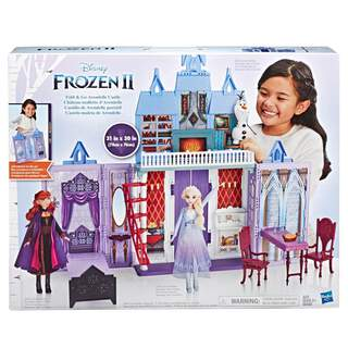Disney Frozen 2 Taşınabilir Arendelle Şatosu