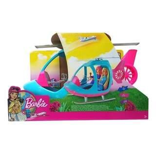 Barbıe'nin Pembe Helikopteri