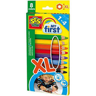 İlk Kalemim XL 1-4 Yaş