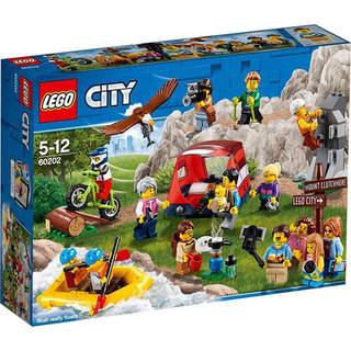 Lego City DışMekan Maceraları