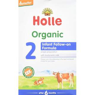 Holle Organik İnek Sütü 2 600gr