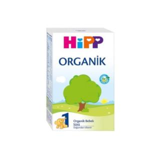 Hıpp organik bebek sütü 1 800gr