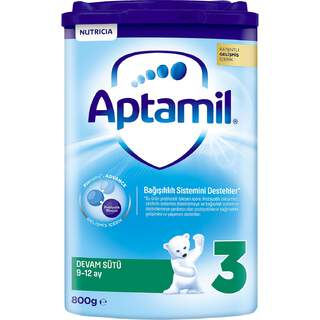 Aptamil 9-12 Ay Devam Sütü 800 gr