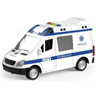 Polis Arabası Işıklı Sesli