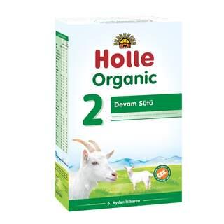 Holle Organik Keçi Sütü 2 400 Gr