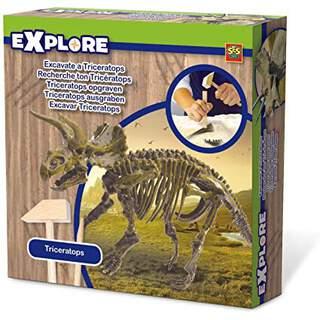 Explore Triceratops