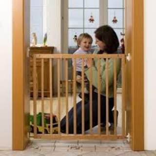 Çocuk Ahşap Güvenlik Kapısı