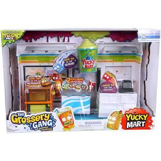 The Grossery Gang Yucky Mart Oyun Seti