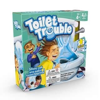 Toilet Trouble Kutu Oyunu