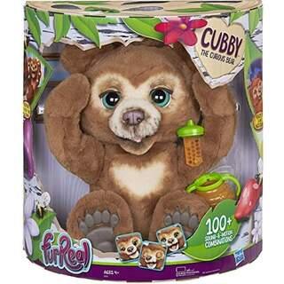Sevimli Ayıcık Cubby