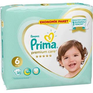 6 Numara Prıma Premium Care 13+kg