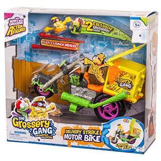 The Grossery Gang Strike Motosiklet
