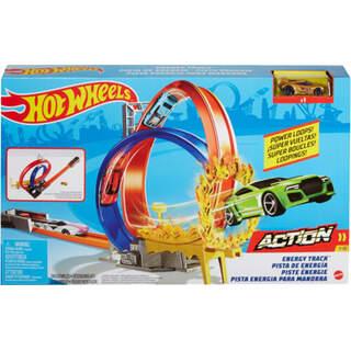 Hotwheels Enerji Pisti Yarış Seti