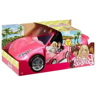 Barbie Bebek Arabası Cabrio Glam Pembe