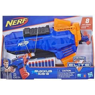 Nerf Elite Rukkus ICS- 8
