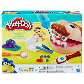 Play-Doh Dişcı Oyun Hamur Seti