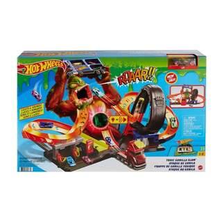 Hotwheels Zehirli Goril Saldırısı Oyun Seti