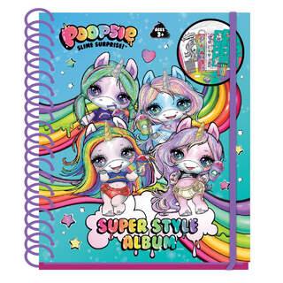 Poopsıe Super Style Album