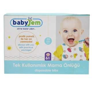Tek Kullanımlık Bebek Önlüğü