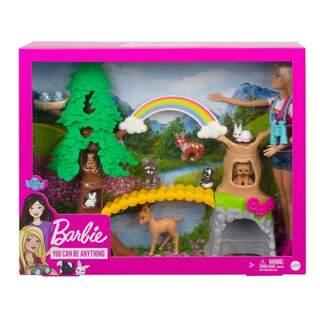 Barbıe tropikal yaşam rehberi oyun seti