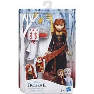 Frozen 2 anna saç saç tasarımı