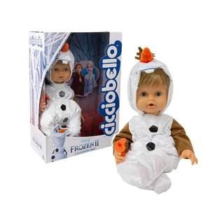 Frozen Cicciobello Olaf Kıyafetiyle