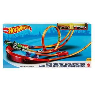 Hotwheels Yüksek Atlayış Yarış Seti