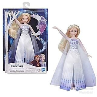 Frozen 2 Şarkı Söyleyen Kraliçe Elsa
