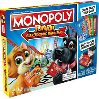 Monopoly Junior Elektronik Bankacılık