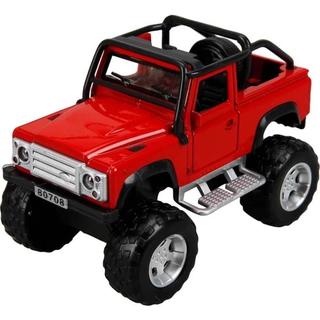Sesli ve Işıklı Safari Jeep