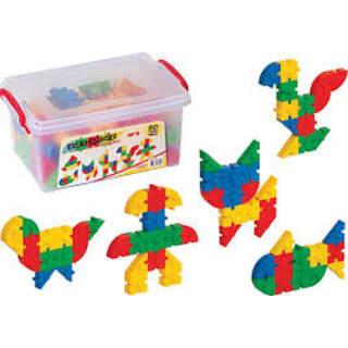 Dede smart blocks küçük box 80pcs