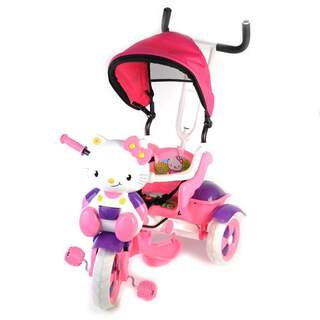 Hello Kity 3 Teker Anne Kotrollü Bisiklet