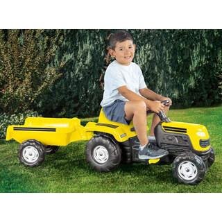 Römorklu Traktor Pedallı
